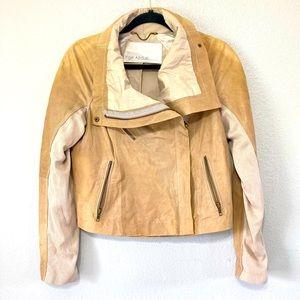Yigal Azrouel genuine leather jacket